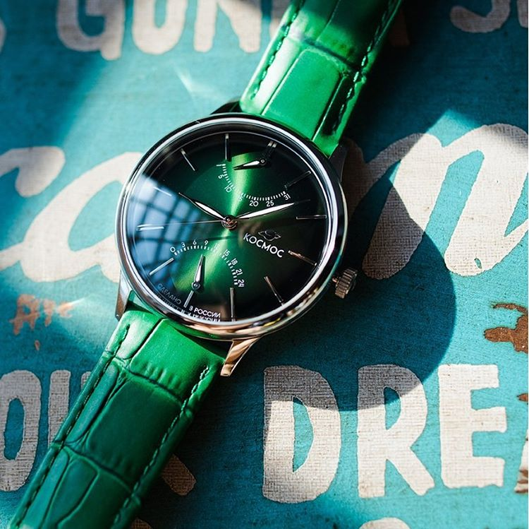 Cosmos watches  from the manufacturer